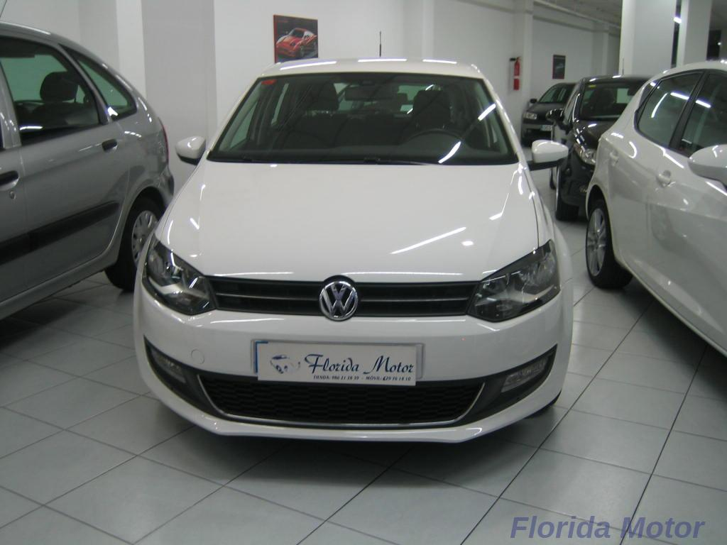 florida motor volkswagen polo 1 6 tdi sport. Black Bedroom Furniture Sets. Home Design Ideas