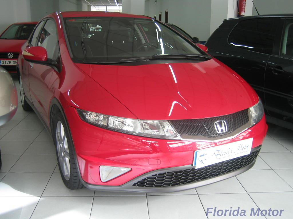 florida motor honda civic 2 2 ctdi sport. Black Bedroom Furniture Sets. Home Design Ideas